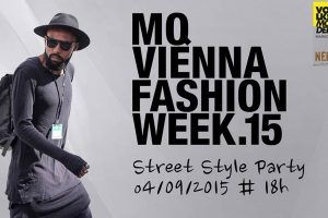 Kick-Off-Party zur MQ Vienna Fashion Week 2015