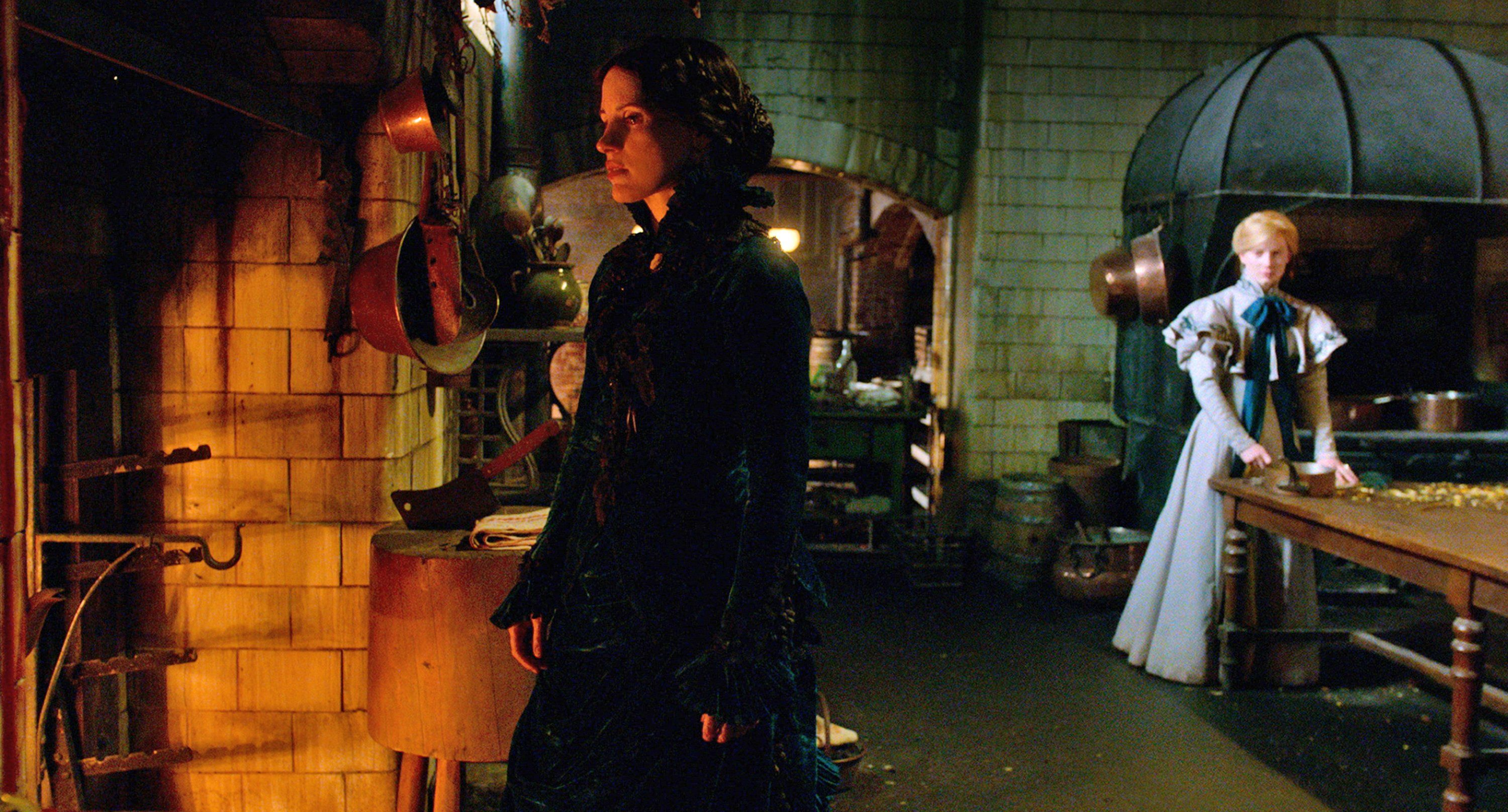 Film Review Crimson Peak