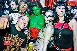 Halloween-Partys in Wien 2015: Die absoluten Highlights