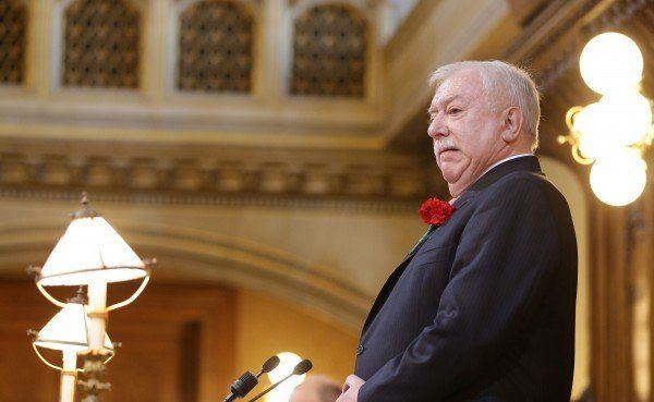 Häupl wurde mit 52 Stimmen wieder zum Bürgermeister gewählt.