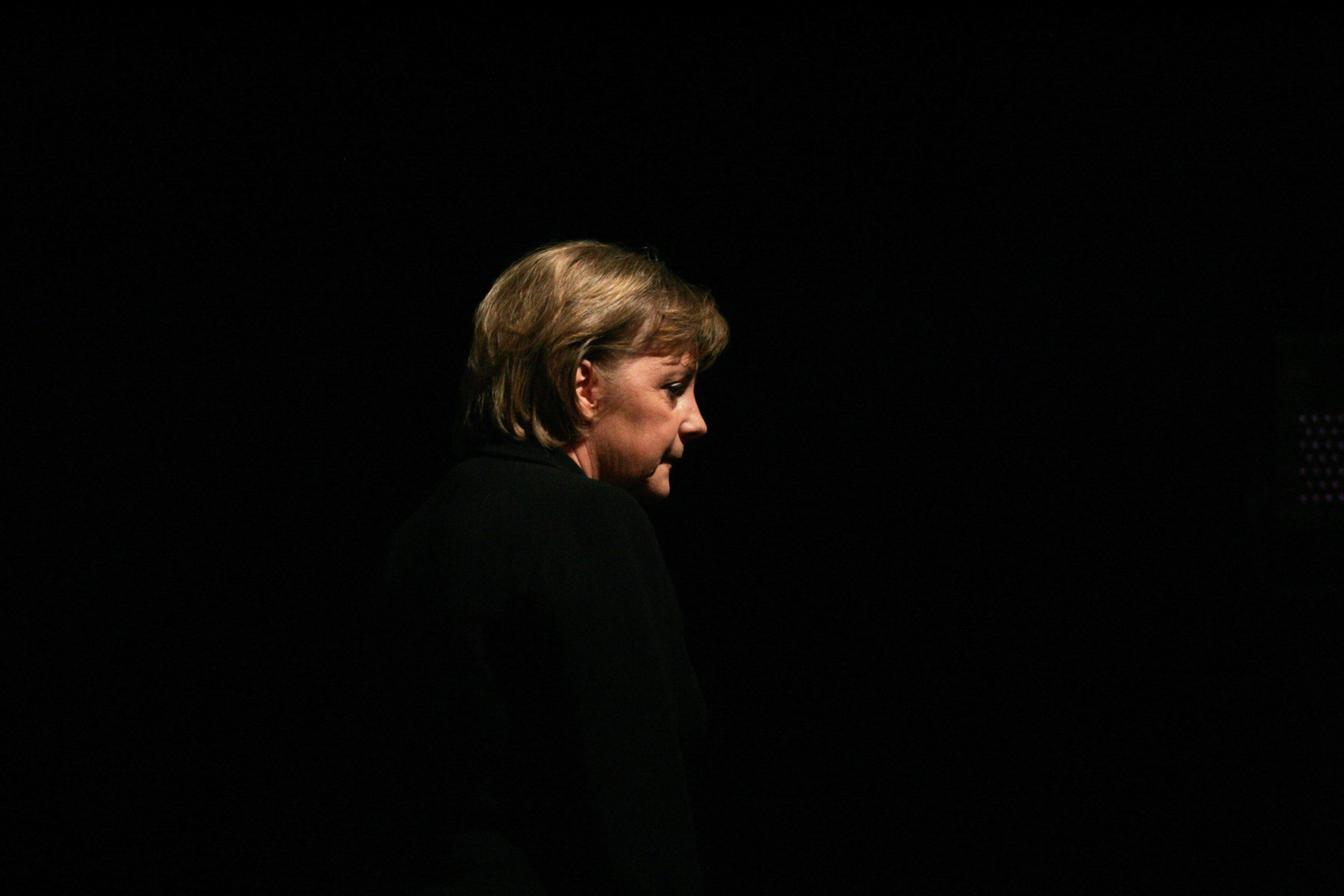 GERMANY-POLITICS-MERKEL-10YEARS-FILES