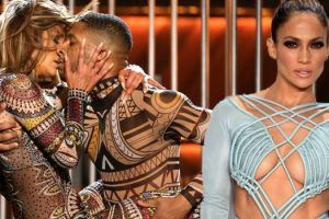 Jennifer Lopez bei den American Music Awards