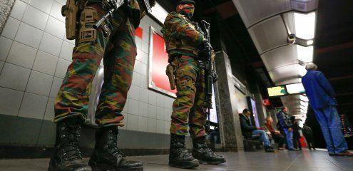 LIVE: Immer noch große Terror- Angst in europäischen Ländern