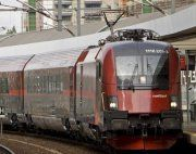 Railjets verkehren wieder von Wien nach München