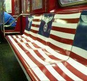 Aufregung um Reichsadler in der New Yorker U-Bahn