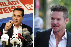 Felix Baumgartner teilt Facebook-Posting mit Strache-Interview und polarisiert