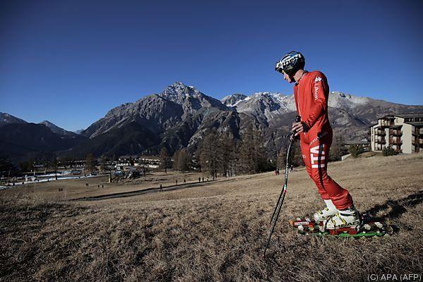 Alternative Grasskifahren