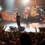 Eagles of Death Metal treten mit U2 in Paris auf