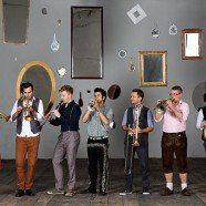 Austrian World Music Award 2015 an Blasmusikensemble Federspiel verliehen