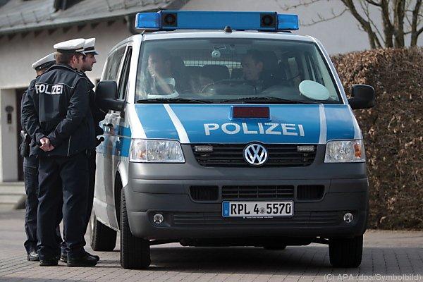 Deutsche Polizei ermittelt