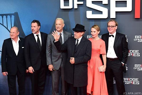 Spielberg-Drama wird hoch gehandelt