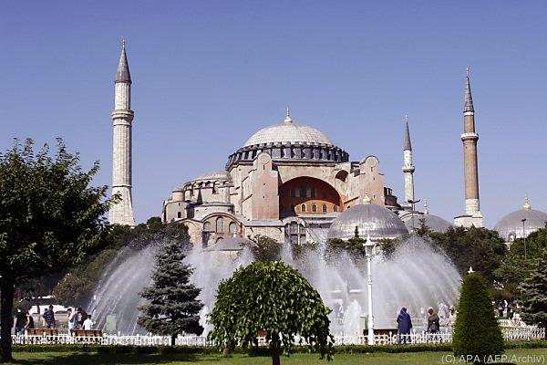 Offenbar Anschlag in der Nähe der Hagia Sophia