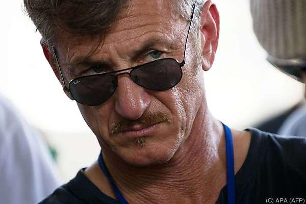 """Sean Penn: """"Mexikanische Regierung fühlt sich offenbar gedemütigt"""""""