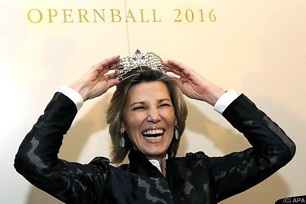 Desiree Treichl-Stürgkh hört nach Opernball 2016 auf