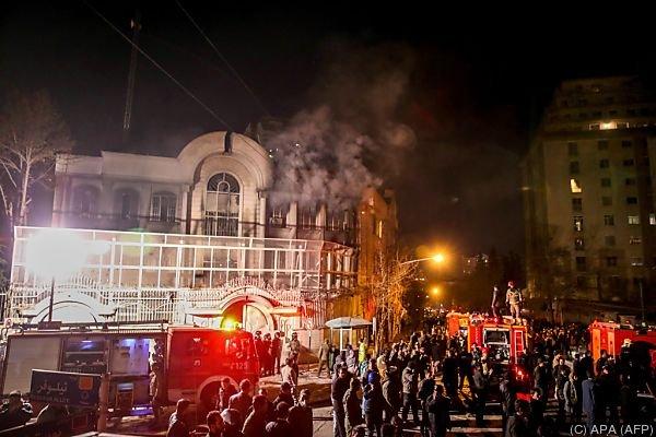 Stimmung zwischen Iran und Saudi-Arabien ist angespannt