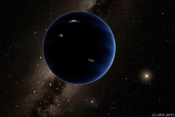 """""""Planet neun"""" braucht 10.000 bis 20.000 Jahre für eine Sternumrundung"""