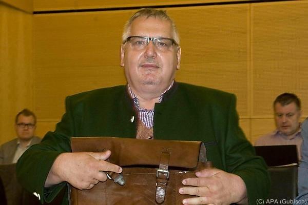 Toni Hubmann wurde wegen Betrugs verurteilt