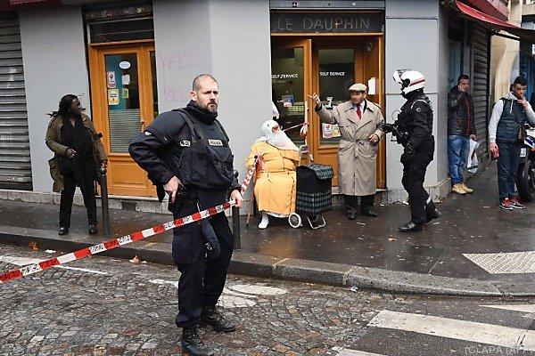 Mann attackierte am 7. Jänner Polizeistation in Paris