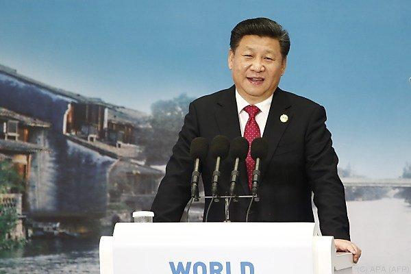 Präsident Xi Jinping hat Kampagne gegen Korruption gestartet
