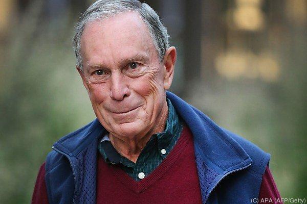 Michael Bloomberg könnte US-Wahlkampf zusätzliche Würze verleihen