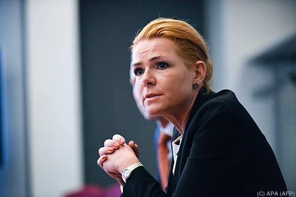 Stojberg präsentierte Pläne im Europaparlament
