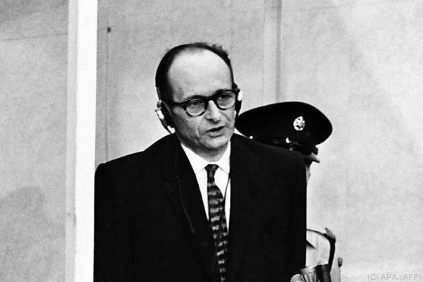 NS-Scherge Eichmann wurde 1962 hingerichtet