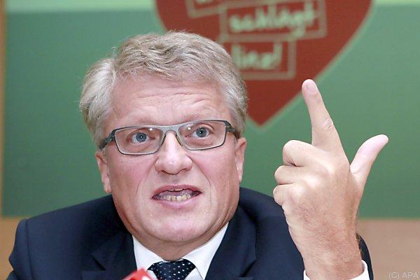 Bürgermeister Luger distanziert sich von Extremismus