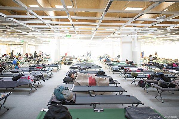 Straftaten in Flüchtlingsunterkünften werden ganeu registriert