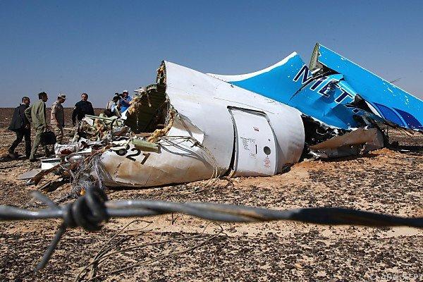Alle 224 Passagiere mussten sterben