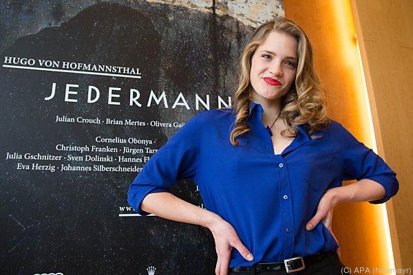 25-jährige Oberösterreicherin bekommt die prominente Rolle