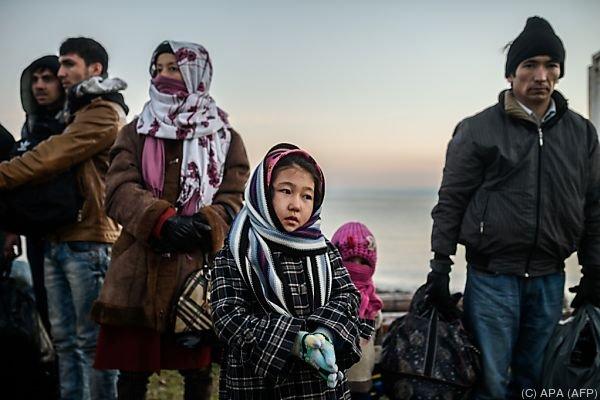Flüchtlingsansturm in der Türkei hält an