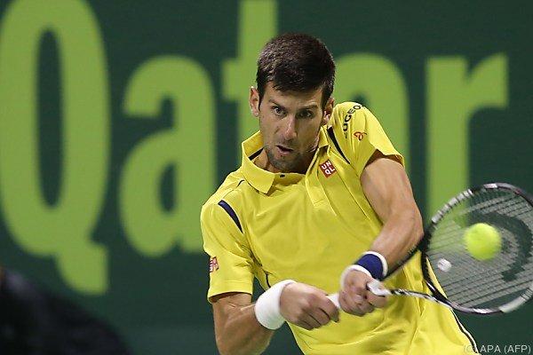 Novak Djokovic misst sich wieder einmal mit Rafael Nadal