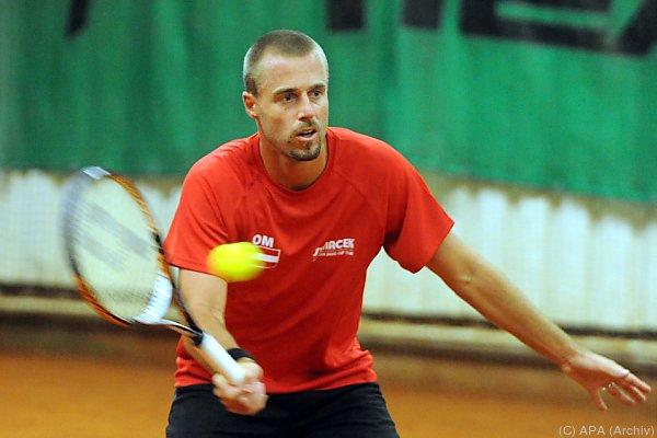 Marach holte Doppel-Titel in Chennai