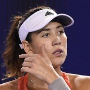 Muguruza in dritter Australian-Open-Runde out