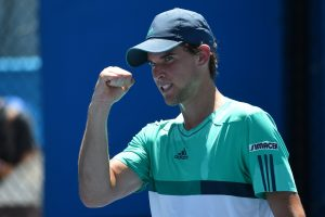 Australian Open: Dominic Thiem in Melbourne in Runde zwei, Tamira Paszek out