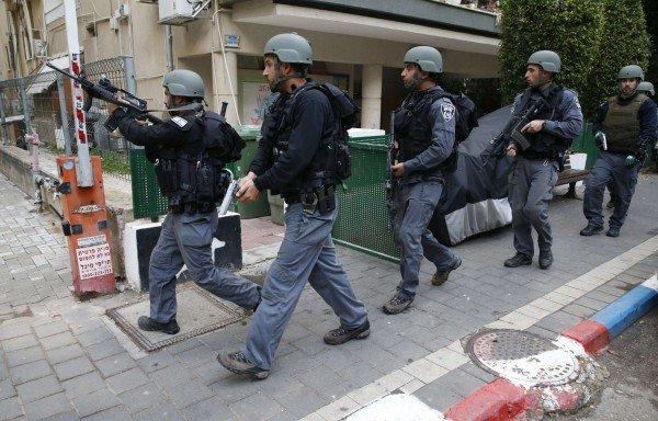 In Tel Aviv wurde bei einer Schießerei zwei Menschen getötet.