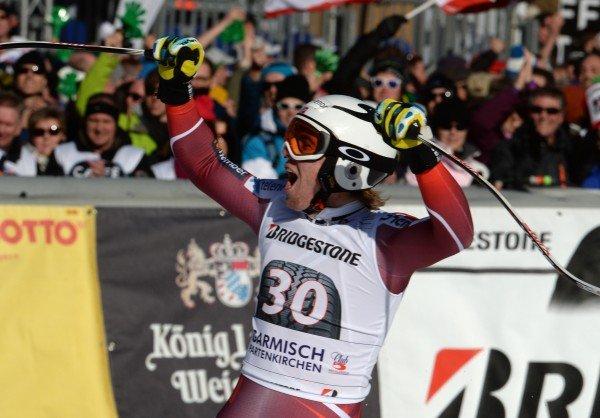 Norweger Kilde siegt in Garmisch - Reichelt out
