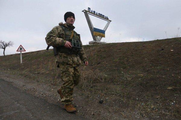 Trotz Waffenstillstand sterben in der Ostukraine beinahe täglich Menschen.