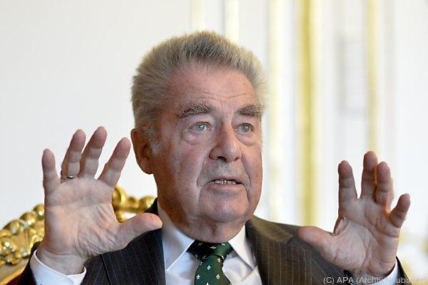 Fischer sieht Abdullah-Zentrum als Plattform für Dialog