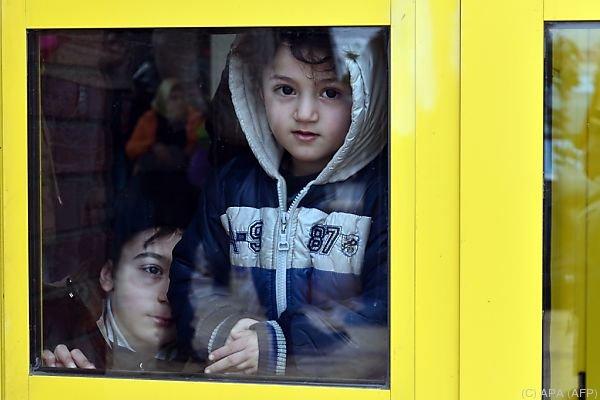 Ein Aktionsplan soll den Flüchtlingen helfen