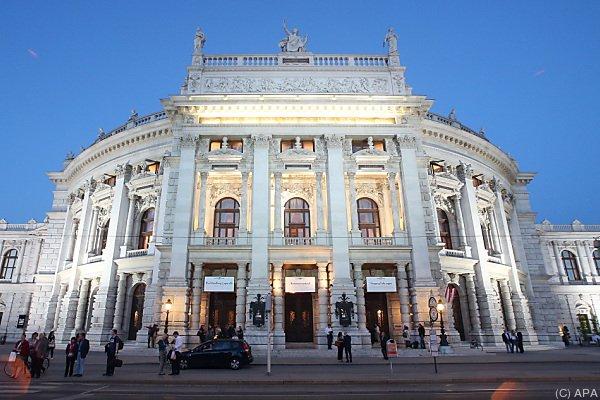 Burgtheater wirtschaftlich wieder in ruhigerem Fahrwasser