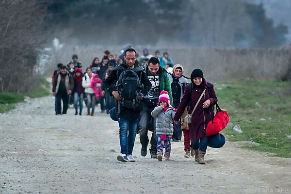 Der Flüchtlingszustrom über die Westbalkanroute soll reduziert werden