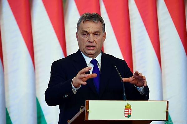 """Orban spricht von """"Machtmissbrauch"""""""