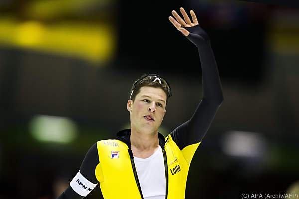 23. WM-Gold für Sven Kramer