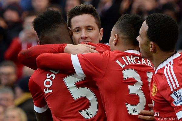 United brachte das 3:2 über die Zeit