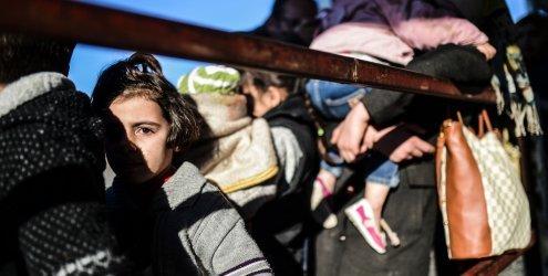 Verheerende Lage in Camps an der syrisch-türkischen Grenze