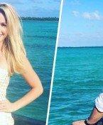 Ex-Dschungelcamper Rocco Stark und Angelina Heger sind ein Paar