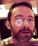 Hugh Jackman wieder wegen Hautkrebs' in Behandlung