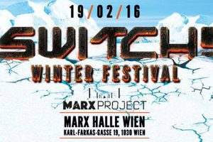 2x2 Tickets für das SWITCH! Winter Festival