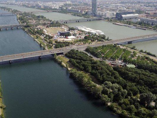 Gratis Parken Bei Der Donauinsel Parkmöglichkeiten Auf Einen Blick